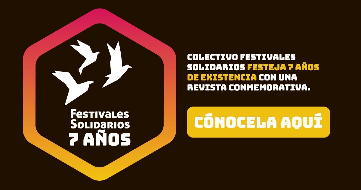 Festivales Solidarios 7 años